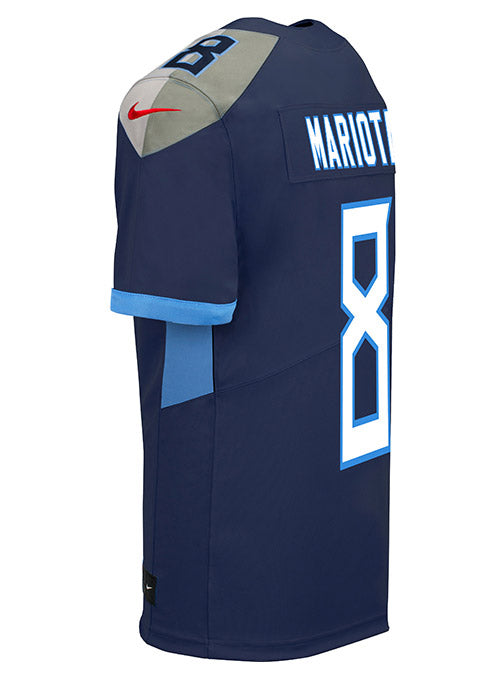 Nike Vapor Untouchable Limited Home Marcus Mariota Jersey