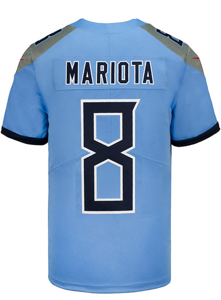 Nike Vapor Untouchable Limited Alternate Marcus Mariota Jersey