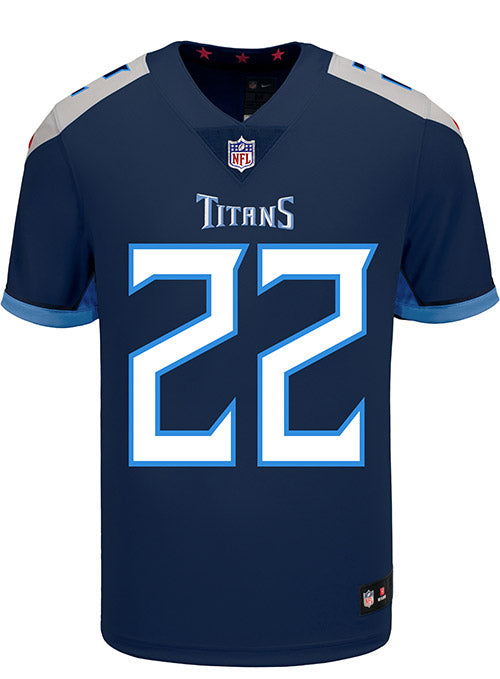 Nike Vapor Untouchable Limited Home Derrick Henry Jersey