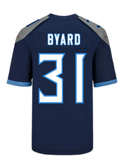 Youth Nike Game Home Kevin Byard Jersey