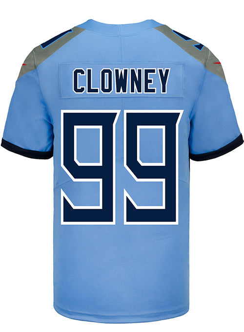 Nike Vapor Untouchable Limited Alternate Jadeveon Clowney Jersey