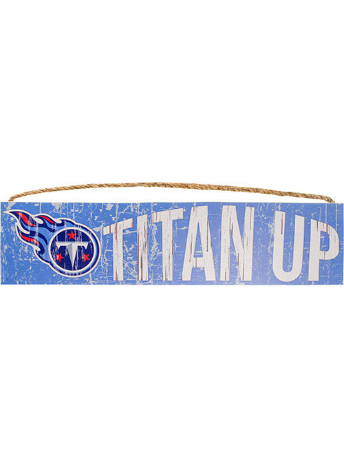 Titans 6 x 24 Titan Up Sign