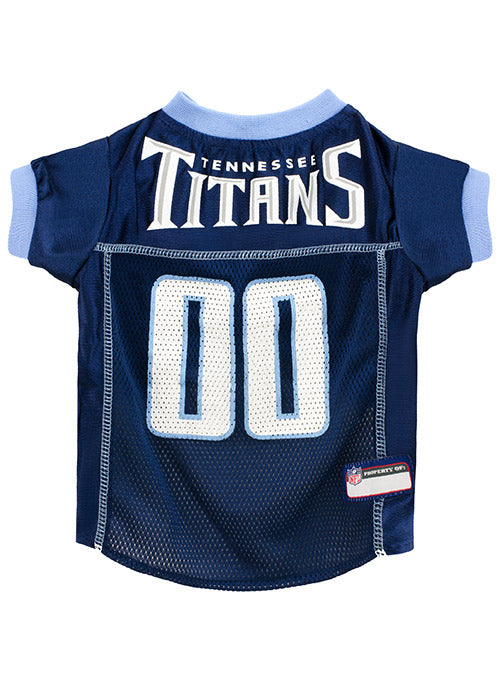 Titans Pet Jersey