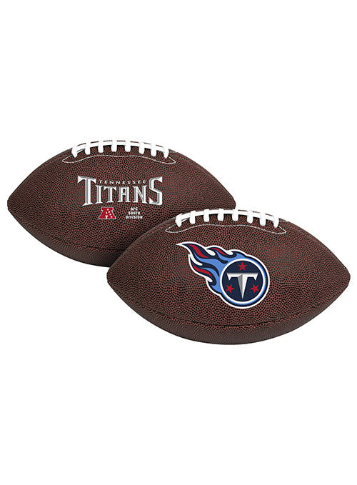 Titans Air It Out Football