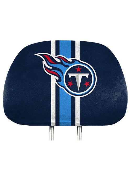 Titans Full Color Headrest Covers