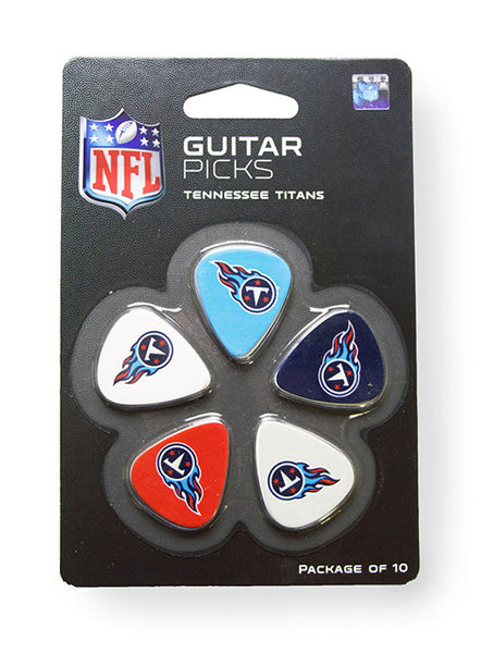Titans 10-pack Guitar Picks