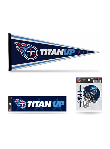 Titans Fan Pack