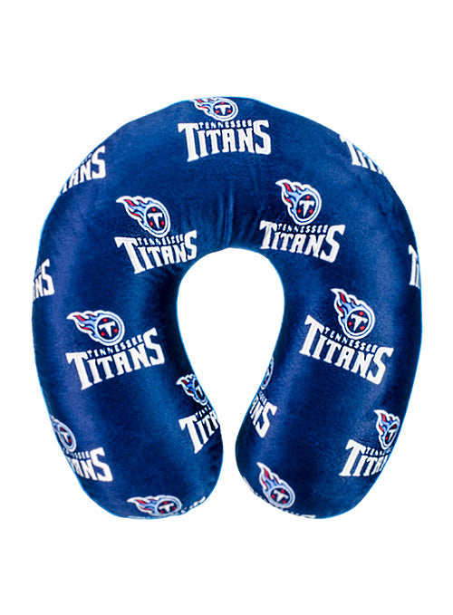 Titans Memory Foam Travel Pillow