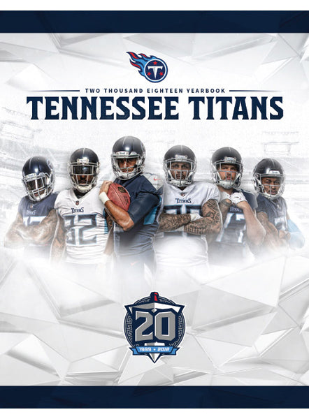 Titans 2018 Yearbook