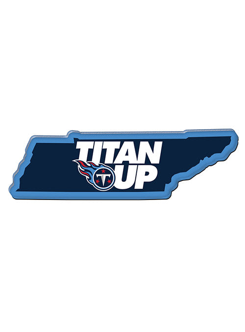 Titans Titan Up Magnet