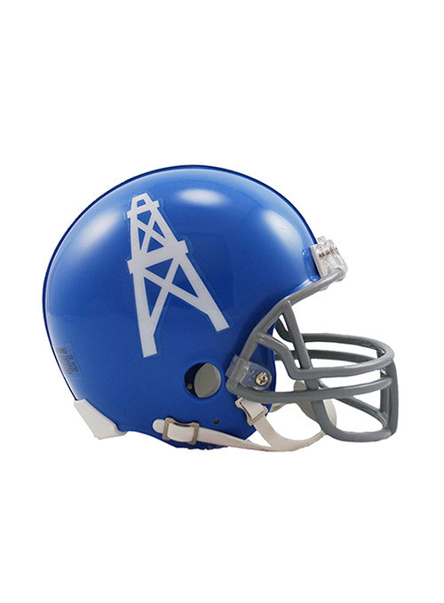 Oilers '60-'63 Throwback Mini Helmet