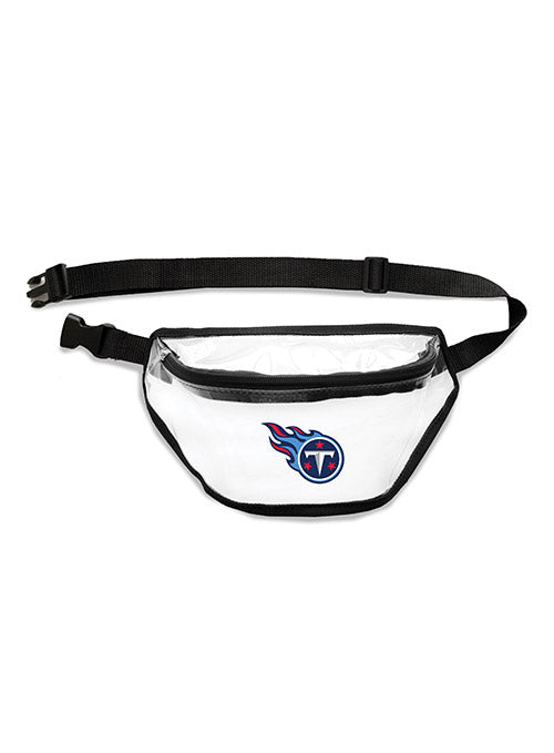 Titans Clear Fanny Pack