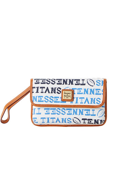 Dooney & Bourke Titans Milly Wristlet