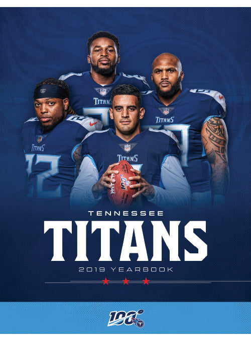 Titans 2019 Yearbook