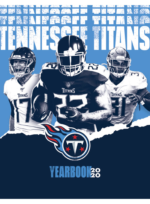 Titans 2020 Yearbook