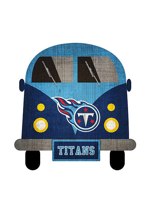 "Titans 12"" Bus Sign"