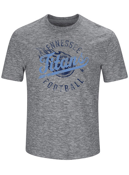 Majestic Titans Tennessee Football T-Shirt