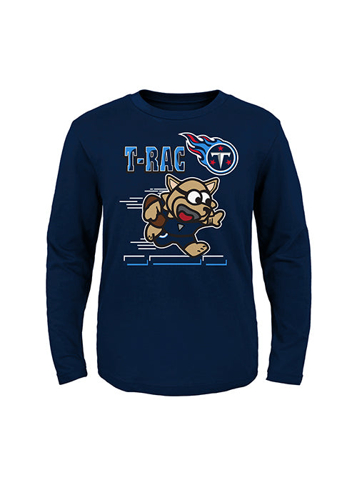Toddler Titans T-Rac Long Sleeve T-Shirt