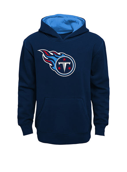 Youth Titans Logo II  Hooded Sweatshirt
