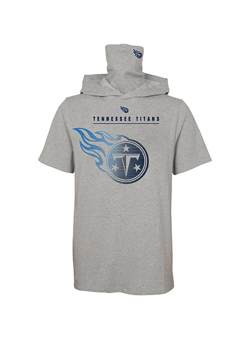 Youth Outerstuff Titans On Guard Hooded T-Shirt