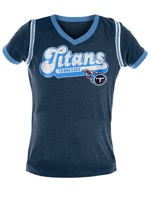 Girls 5th & Ocean Titans Triblend T-Shirt