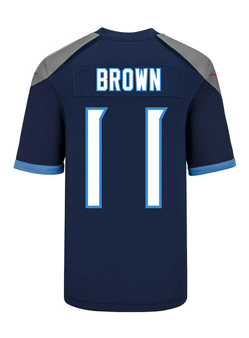 Youth Nike Game Home A.J. Brown Jersey