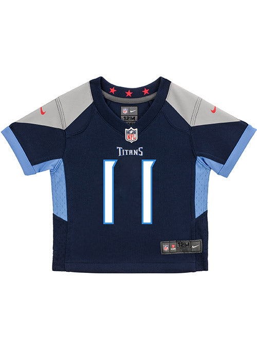 Infant Nike Game Home A.J. Brown Jersey