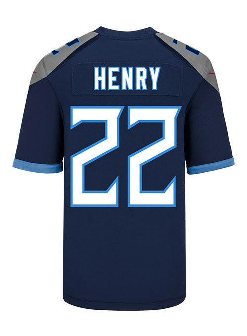 Youth Nike Game Home Derrick Henry Jersey