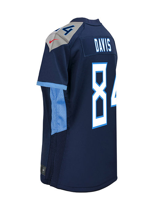 Ladies Nike Game Home Corey Davis Jersey