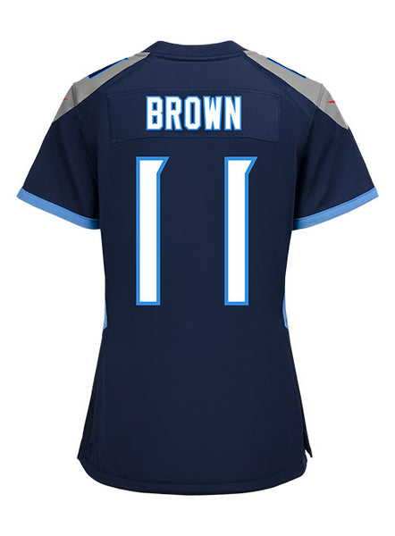 Ladies Nike Game Home A.J. Brown Jersey