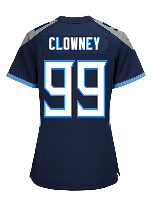 Ladies Nike Game Home Jadeveon Clowney Jersey