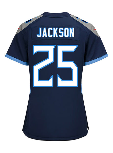 Ladies Nike Game Home Adoree' Jackson Titans Jersey