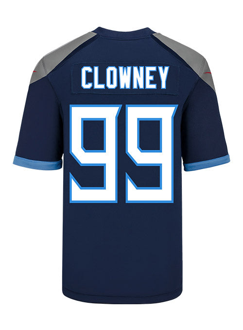 Youth Nike Game Home Jadeveon Clowney Jersey