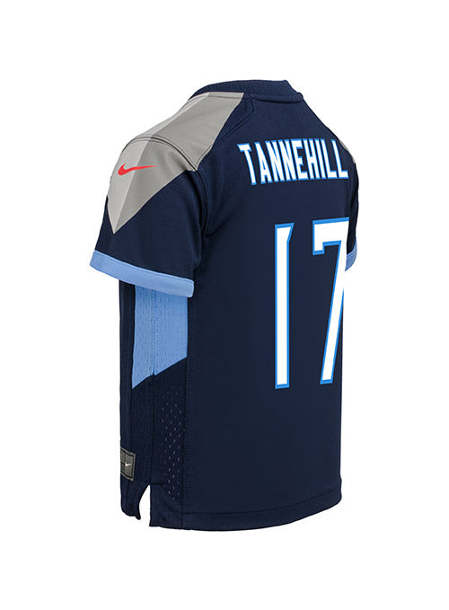 Boys Nike Game Home Ryan Tannehill Jersey