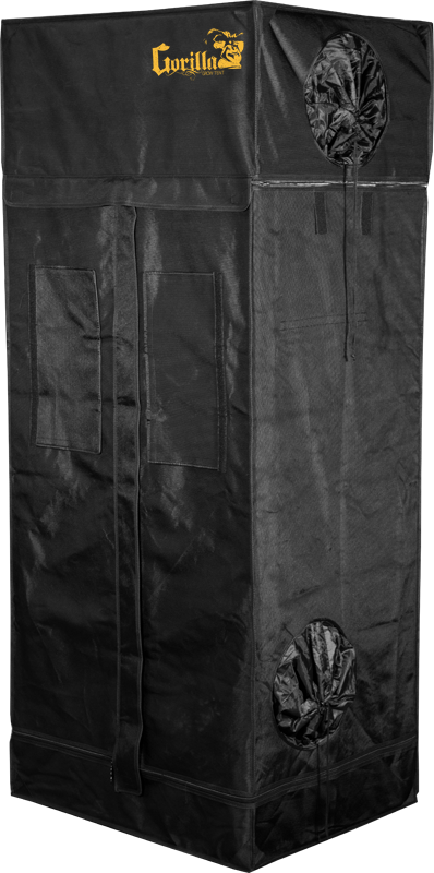 Gorilla Grow Tent 2' x 2.5' Heavy Duty Grow Tent