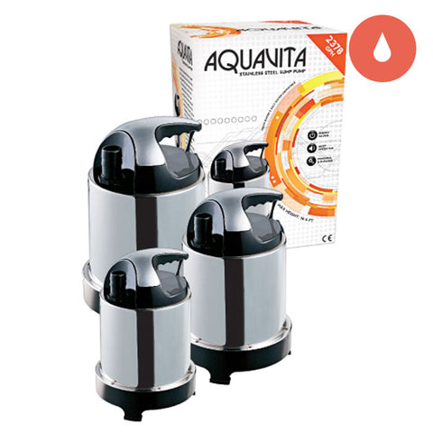 AquaVita 2378 Sump Pump
