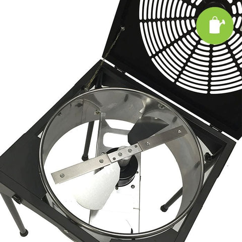 Image of Twisted Trimmers 18'' Table Top Stand Motor Driven Industrial Trimmer