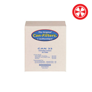 CAN FILTERS 33 w/o Flange