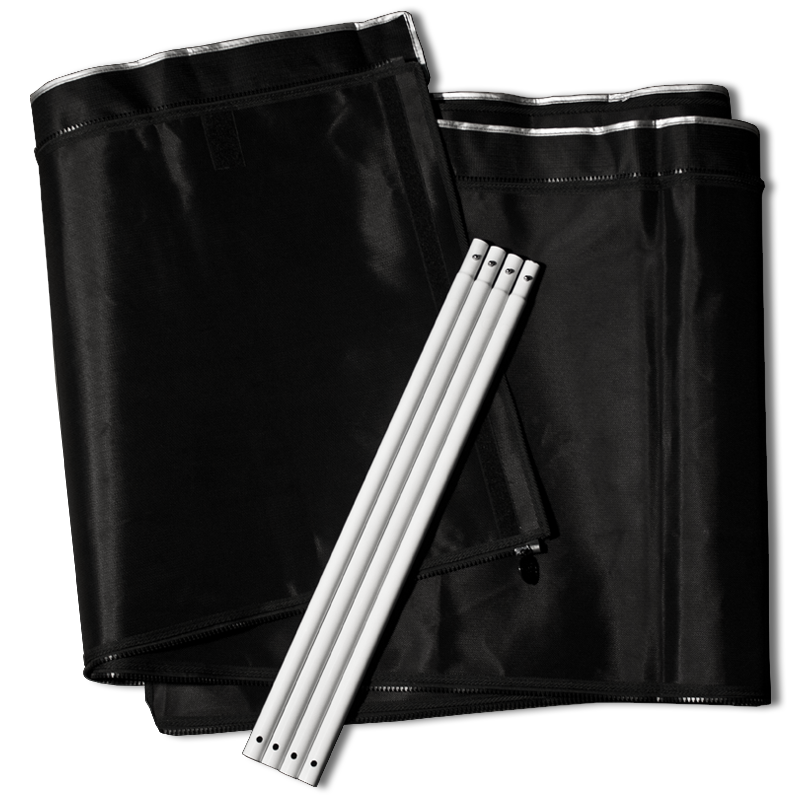 Gorilla Grow Tent 2' Extension Kits - The Original Gorilla Grow Tent