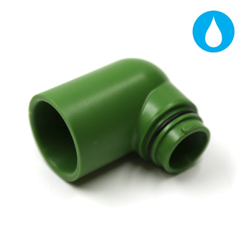 "Image of FloraFlex Flora Pipe Fitting Elbow - 3/4""-1"""