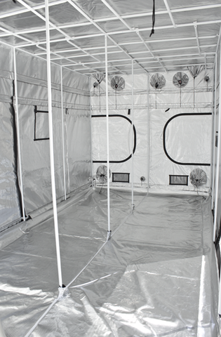 Image of Gorilla Grow Tent 8' x 16' Heavy Duty Grow Tent