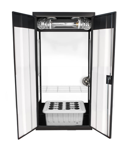 Image of SuperCloset SuperFlower 3.0 HPS Grow Cabinet