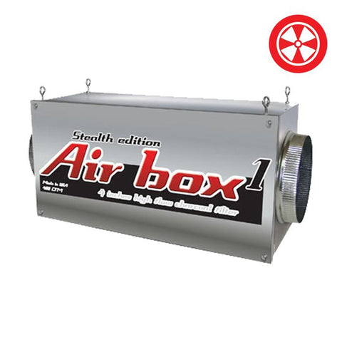 Air Box 1, Stealth Edition 4''