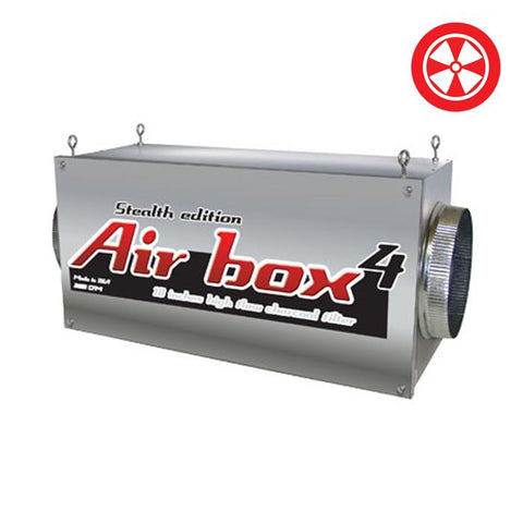Image of Air Box 4, Stealth Edition 10''
