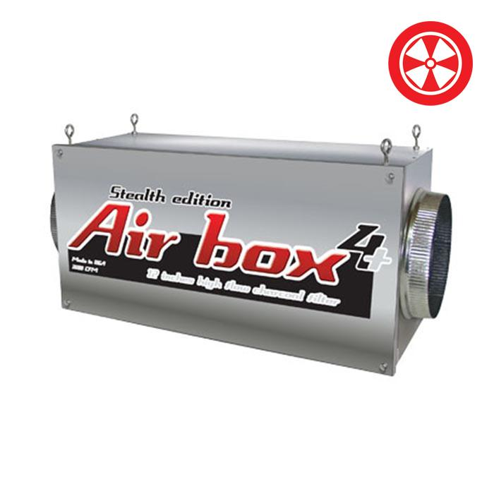 Air Box 4+, Stealth Edition 12''