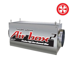 Air Box 2, Stealth Edition 6""
