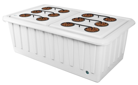 Super Closet SuperPonics XL 12 Hydroponic Grow System