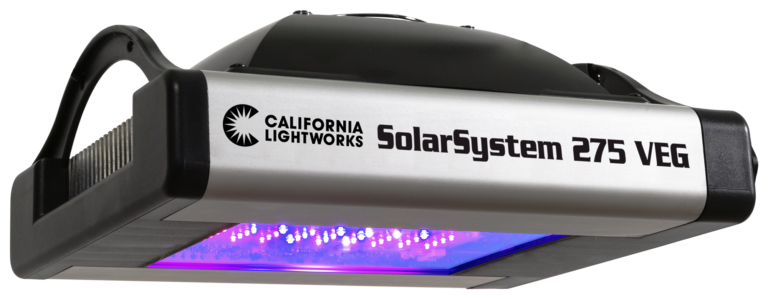 California Lightworks SolarSystem 275 Veg