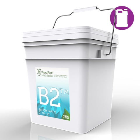 Image of FloraFlex Nutrients - B2™ | 5lb 10lb 25lb