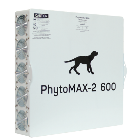 Black Dog LED PhytoMAX-2 600 LED Grow Light